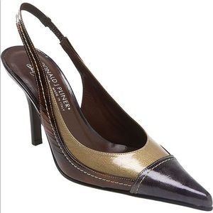"LIKE NEW - Donald J Pliner ""Carly"" Slingback Pump"